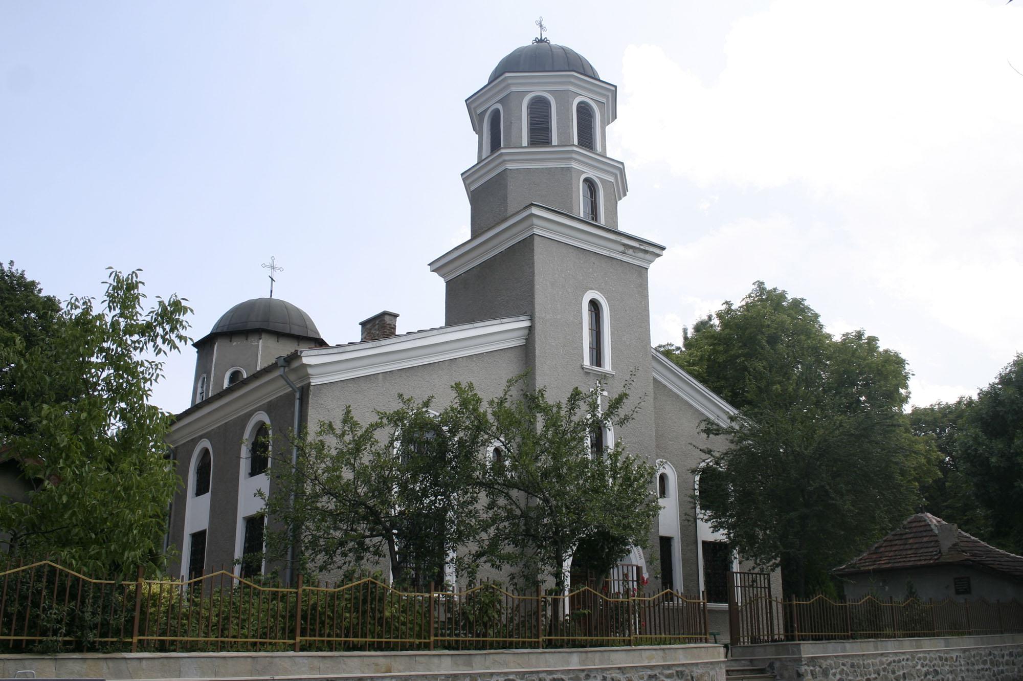 """Православен храм """"Света Богородица"""""""""""